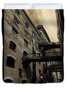 Butlers Wharf Art Duvet Cover