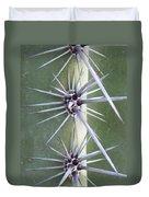 Cactus Thorns Duvet Cover