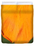 Canna Lily Named Wyoming Duvet Cover