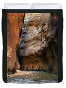 Canyon Trail Duvet Cover