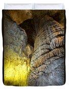 Carlsbad Cavern Duvet Cover