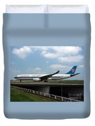 China Southern Airlines Airbus A330 Duvet Cover