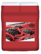 Chocolate Duvet Cover