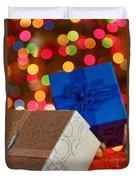 Christmas Gifts Duvet Cover