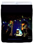 Chuck Berry At Blueberry Hill 12-11-13 Duvet Cover