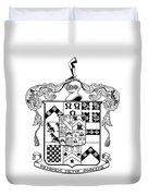 Coat Of Arms Duvet Cover
