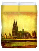 Cologne Duvet Cover