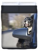 Cool Dog Duvet Cover