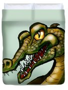 Crocodile Duvet Cover