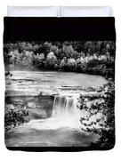 Cumberland Falls Duvet Cover