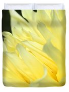 Dahlia Named Kelvin Floodlight Duvet Cover