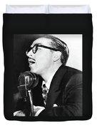 Dalton Trumbo (1905-1976) Duvet Cover