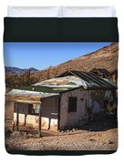 Death Valley Duvet Cover