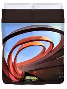 Design Museum Holon Duvet Cover