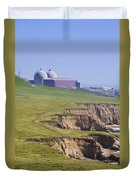 Diablo Canyon Nuclear Power Station Duvet Cover