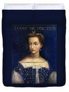 Diane De Poitiers (1499-1566) Duvet Cover
