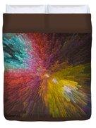 3 Dimensional Art Duvet Cover