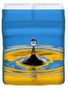 Drop Of Water Duvet Cover