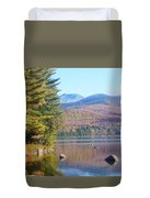 Crystal Lake Duvet Cover