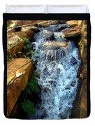 Finlay Park Waterfall 2 Duvet Cover
