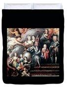 George I (1660-1727) Duvet Cover