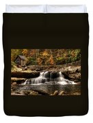 Glade Creek Mill Duvet Cover