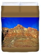 Grand Canyon West Duvet Cover