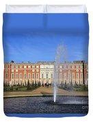 Hampton Court Palace England Duvet Cover