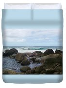 Hanakapi Ai Beach Duvet Cover