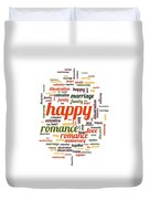 Happy Duvet Cover