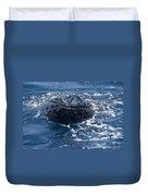 Humpback Whales Duvet Cover