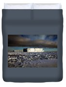 Iceberg In The Ross Sea Antarctica Duvet Cover