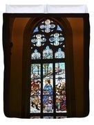 Igreja Luterana Of Petropolis- Brazil Duvet Cover