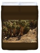 Indian Canyon Duvet Cover