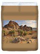Indian Canyons Duvet Cover