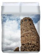 Indian Watchtower Grand Canyon Duvet Cover