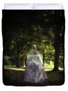 Jane Austen Duvet Cover by Joana Kruse