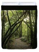 Jungle Trail Duvet Cover