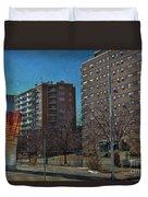 Kansas City Missouri Duvet Cover