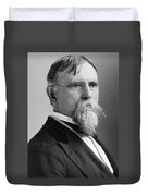 Lew Wallace (1827-1905) Duvet Cover