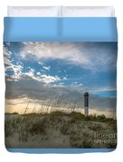 Sc Lighthouse View Duvet Cover