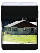 Limestone House Duvet Cover