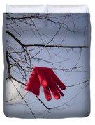 Lost Glove Duvet Cover