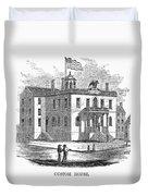 Massachusetts Salem, 1851 Duvet Cover