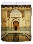 Medina Of Marakkesh Duvet Cover