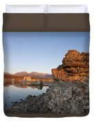 Mono Lake California Duvet Cover by Jason O Watson