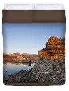 Mono Lake California Duvet Cover