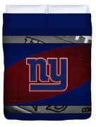 New York Giants Duvet Cover