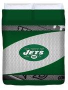 New York Jets Duvet Cover
