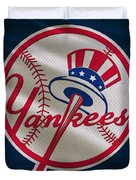 New York Yankees Uniform Duvet Cover